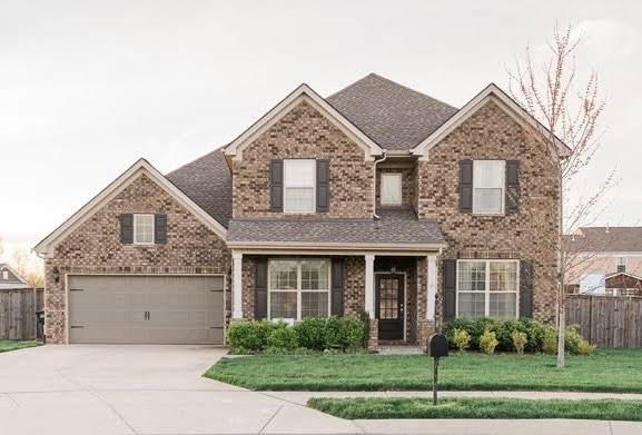 602 Bethel Ct, Thompsons Station, TN 37179 (MLS #RTC2248771) :: Village Real Estate