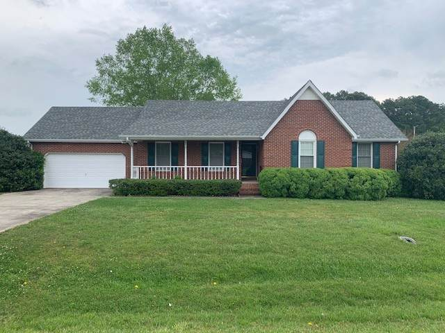 103 Hillcrest Dr, Tullahoma, TN 37388 (MLS #RTC2249082) :: Movement Property Group