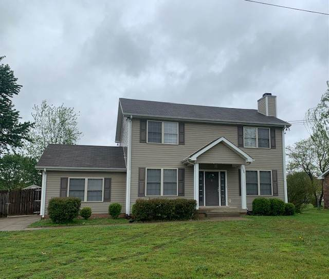 3394 Polly Drive, Clarksville, TN 37042 (MLS #RTC2249098) :: RE/MAX Fine Homes