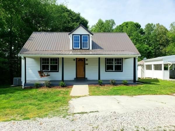 511 Cline Ridge Rd, Winchester, TN 37398 (MLS #RTC2249384) :: The Godfrey Group, LLC