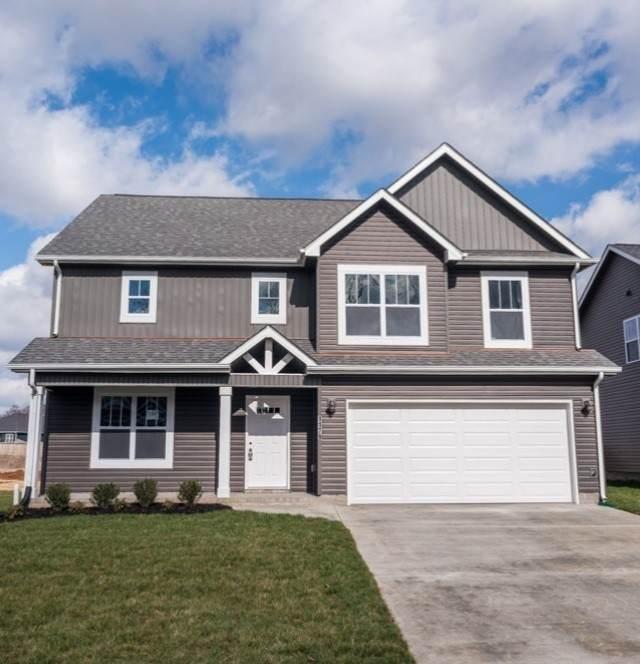 1179 Eagles Nest Ln, Clarksville, TN 37040 (MLS #RTC2249934) :: The Adams Group