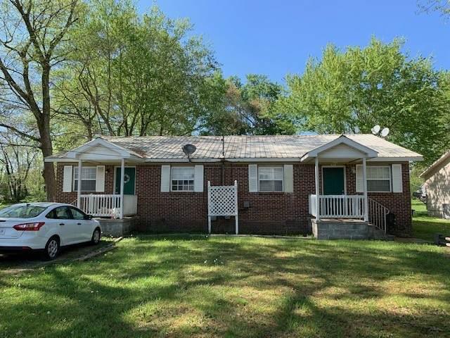 409 Moore St E, Tullahoma, TN 37388 (MLS #RTC2250717) :: Nashville on the Move