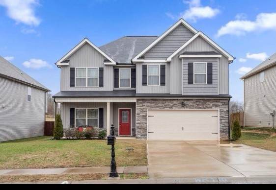 3524 Spring House Trl, Clarksville, TN 37040 (MLS #RTC2251025) :: Cory Real Estate Services