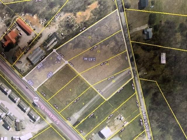 0 S Jackson St, Tullahoma, TN 37388 (MLS #RTC2252456) :: RE/MAX Homes And Estates