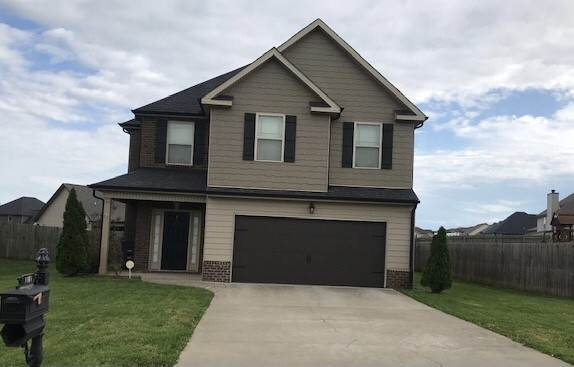 1064 Silo Dr, Clarksville, TN 37042 (MLS #RTC2253848) :: The Godfrey Group, LLC