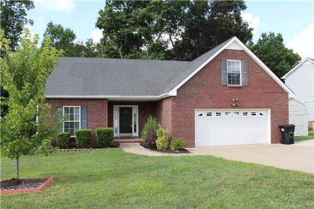 81 West Dr, Clarksville, TN 37040 (MLS #RTC2255437) :: Village Real Estate