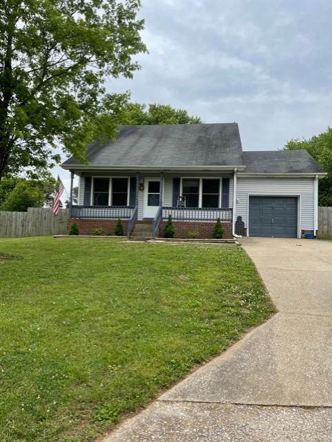 934 Arrow Cir, Oak Grove, KY 42262 (MLS #RTC2261609) :: Your Perfect Property Team powered by Clarksville.com Realty