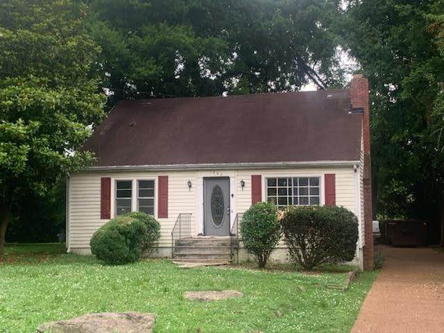 1906 Hailey Ave, Nashville, TN 37218 (MLS #RTC2261645) :: The Godfrey Group, LLC