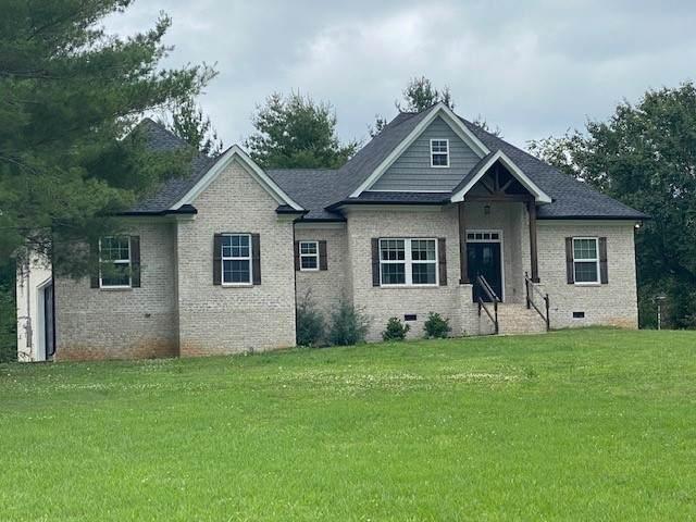 1509 Highway 130 East, Shelbyville, TN 37160 (MLS #RTC2262131) :: Village Real Estate