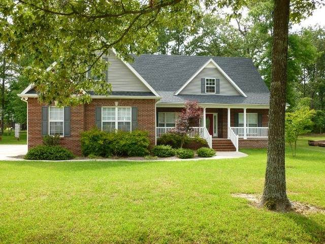 182 Oak Hollow Rd, Manchester, TN 37355 (MLS #RTC2262735) :: Maples Realty and Auction Co.