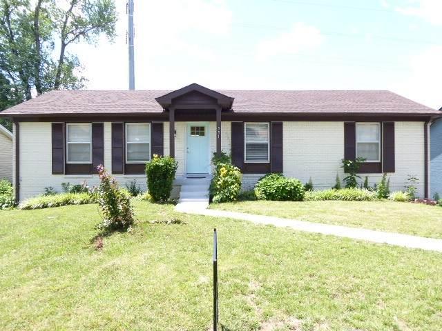551 Huntington Pkwy, Nashville, TN 37211 (MLS #RTC2263074) :: Village Real Estate