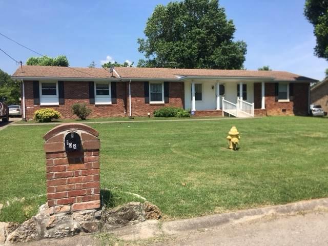 108 Dana Drive N, Hendersonville, TN 37075 (MLS #RTC2263866) :: Exit Realty Music City