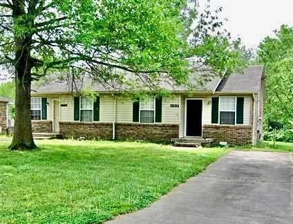 636 R S Bradley Blvd, Clarksville, TN 37042 (MLS #RTC2264488) :: The Godfrey Group, LLC