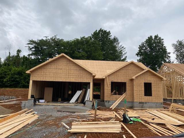 9 Irish Hills, Clarksville, TN 37042 (MLS #RTC2265243) :: Candice M. Van Bibber | RE/MAX Fine Homes