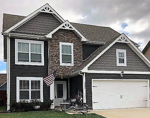 3773 Windhaven Dr, Clarksville, TN 37040 (MLS #RTC2265898) :: Village Real Estate