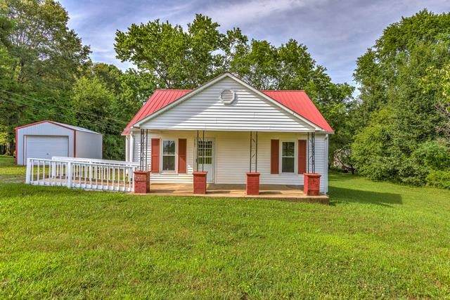 4293 Sparta Hwy, Mc Minnville, TN 37110 (MLS #RTC2267443) :: The Helton Real Estate Group