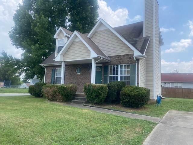 211 Grassmire Dr, Clarksville, TN 37042 (MLS #RTC2268290) :: RE/MAX Fine Homes