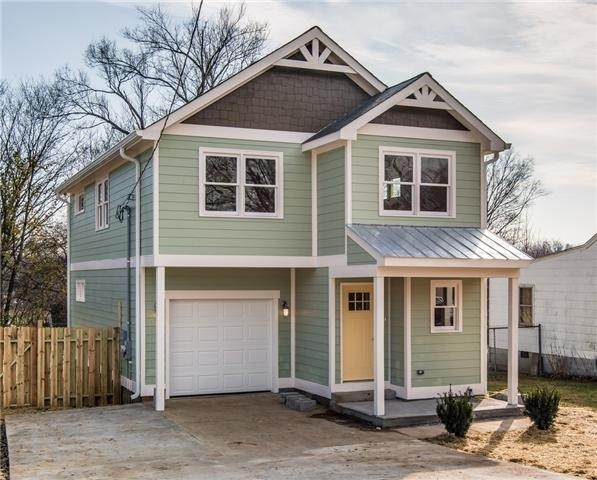 1515 Jewell St A, Nashville, TN 37207 (MLS #RTC2269785) :: Maples Realty and Auction Co.