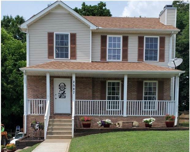 2587 Elkmont Dr, Clarksville, TN 37040 (MLS #RTC2270315) :: Oak Street Group
