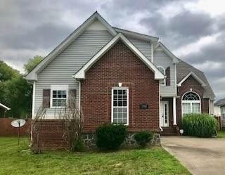 1381 Bruceton Dr, Clarksville, TN 37042 (MLS #RTC2273274) :: Oak Street Group