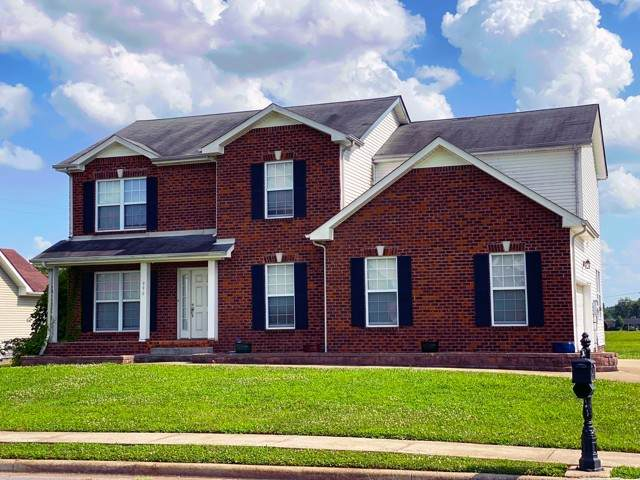 996 Glenhurst Way, Clarksville, TN 37040 (MLS #RTC2273308) :: DeSelms Real Estate