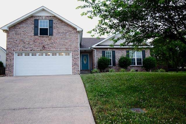 3387 Poplar Hill, Clarksville, TN 37043 (MLS #RTC2273323) :: Your Perfect Property Team powered by Clarksville.com Realty