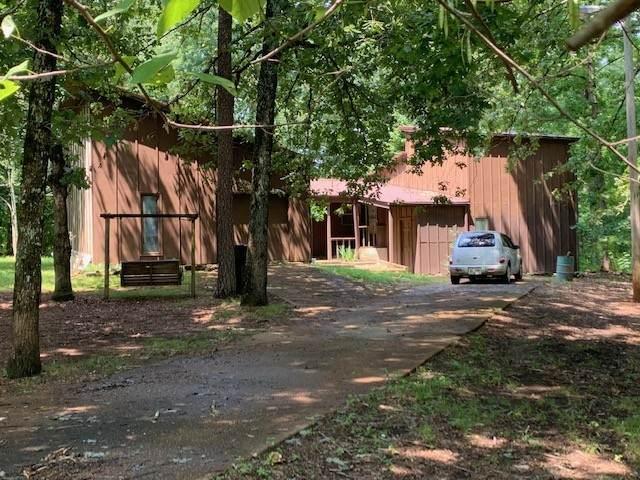 126 Indian Creek Rd, Hohenwald, TN 38462 (MLS #RTC2275201) :: Nashville on the Move