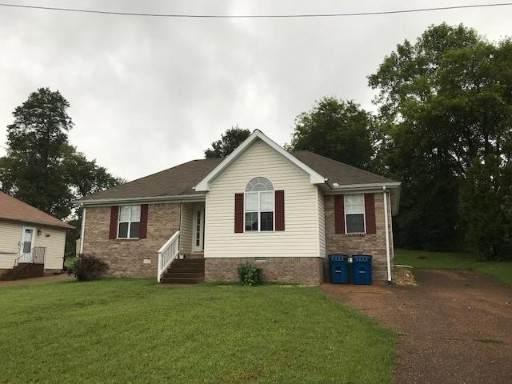 849 Stoner Mill Ln, Hermitage, TN 37076 (MLS #RTC2275796) :: Nashville Home Guru