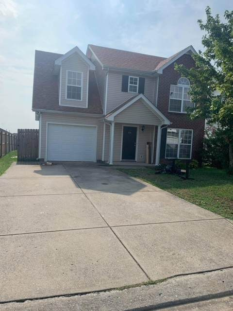 929 Tom Hailey Blvd, La Vergne, TN 37086 (MLS #RTC2276089) :: RE/MAX Fine Homes