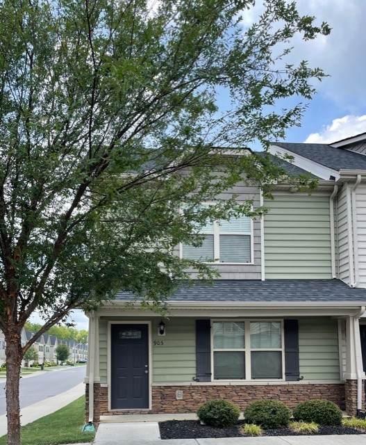 905 Gamely Way, Murfreesboro, TN 37128 (MLS #RTC2276827) :: Nashville on the Move