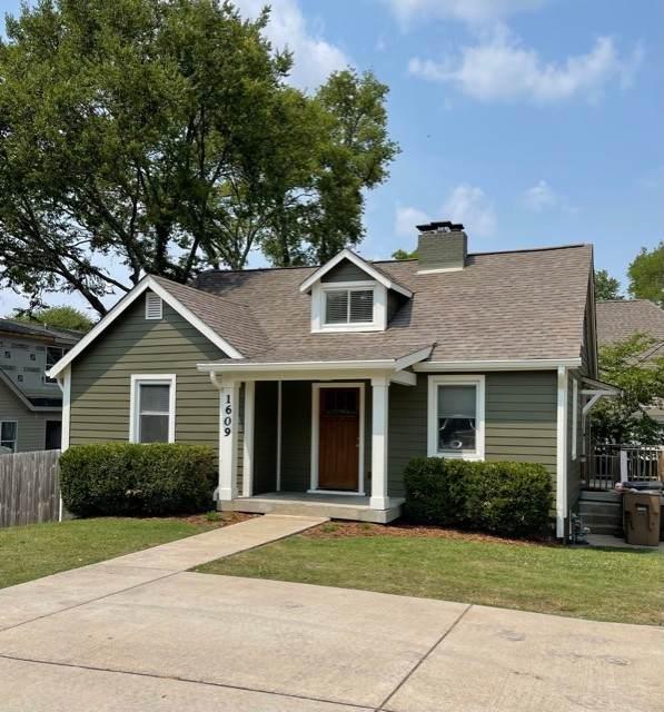 1609A Cahal Ave, Nashville, TN 37216 (MLS #RTC2277353) :: Village Real Estate