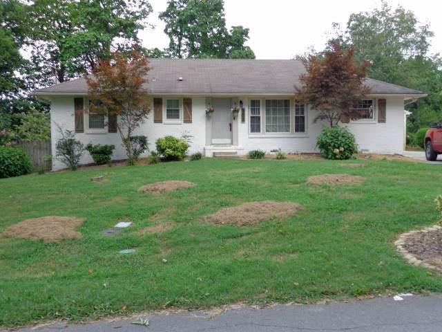 803 Cowan Ave, Shelbyville, TN 37160 (MLS #RTC2277515) :: Team George Weeks Real Estate