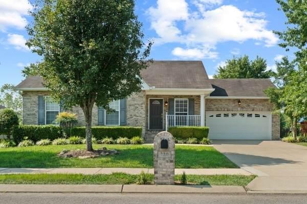 220 Hedgeway Court, Gallatin, TN 37066 (MLS #RTC2278019) :: Berkshire Hathaway HomeServices Woodmont Realty