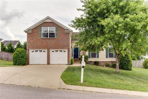 2677 Paradise Dr, Spring Hill, TN 37174 (MLS #RTC2278268) :: Nelle Anderson & Associates