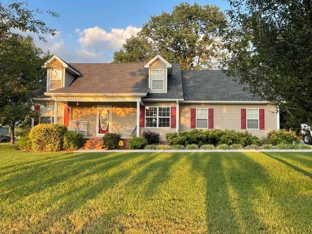 554 Sinking Creek Rd, Petersburg, TN 37144 (MLS #RTC2278785) :: Platinum Realty Partners, LLC