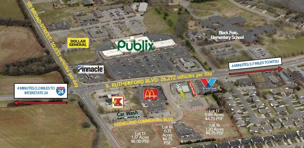 2235 Keeneland Commercial Blvd. - Photo 1