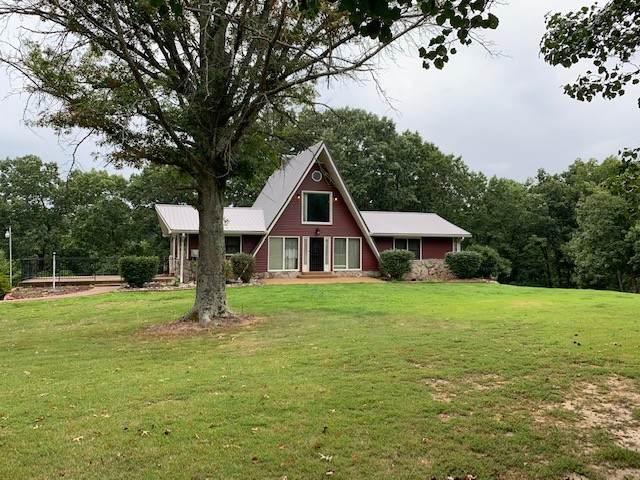1631 Gibson Hollow Rd, Mount Pleasant, TN 38474 (MLS #RTC2279734) :: John Jones Real Estate LLC