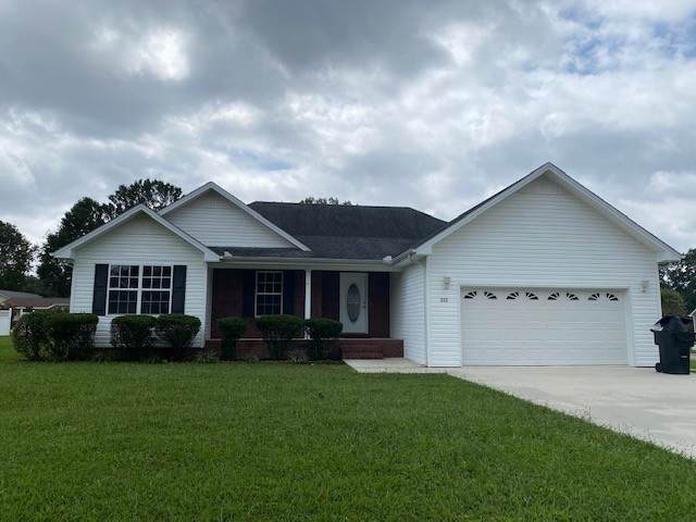 113 Woodridge Dr, Tullahoma, TN 37388 (MLS #RTC2287387) :: Ashley Claire Real Estate - Benchmark Realty