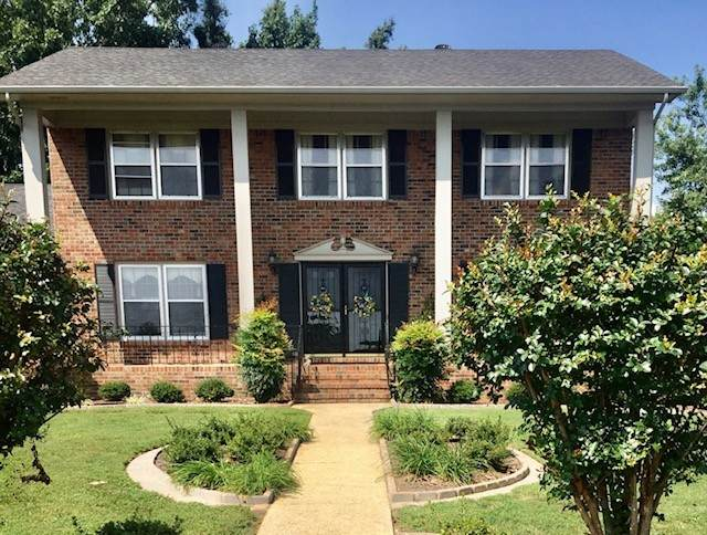 199 Ardmore Hwy, Fayetteville, TN 37334 (MLS #RTC2290202) :: Nashville on the Move
