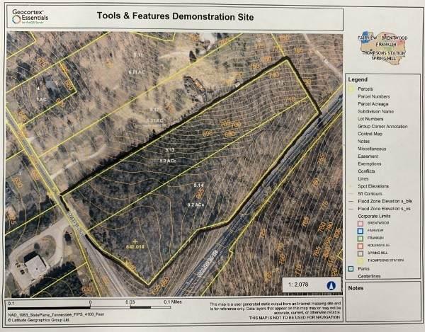 1492 Sneed Rd W/Hillsboro Rd W, Franklin, TN 37069 (MLS #RTC2290566) :: Felts Partners
