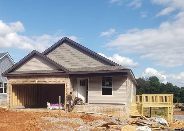 127 Irish Hills, Clarksville, TN 37042 (MLS #RTC2291978) :: Cory Real Estate Services