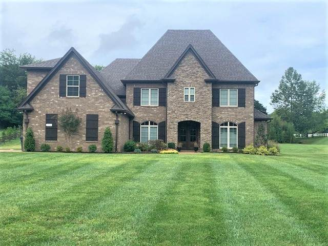 1395 Centerpoint Rd S, Hendersonville, TN 37075 (MLS #RTC2292168) :: Morrell Property Collective | Compass RE