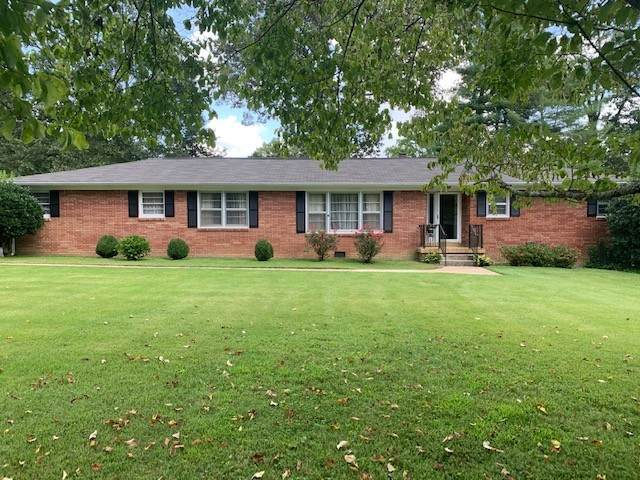 106 Old Fort St, Tullahoma, TN 37388 (MLS #RTC2292548) :: RE/MAX Fine Homes