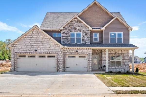 13 River Chase, Clarksville, TN 37043 (MLS #RTC2293203) :: DeSelms Real Estate