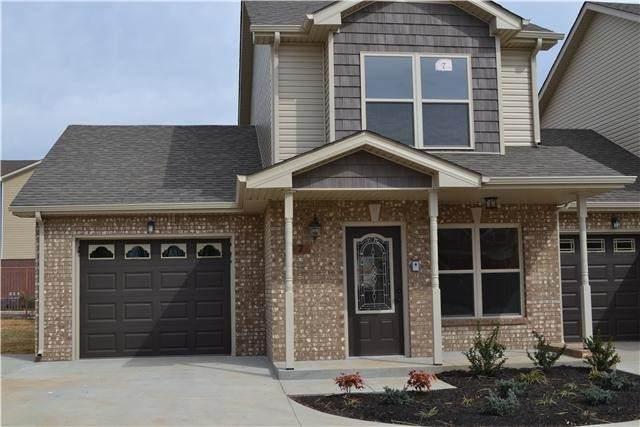 455 Needmore Rd #7, Clarksville, TN 37040 (MLS #RTC2293598) :: The Godfrey Group, LLC