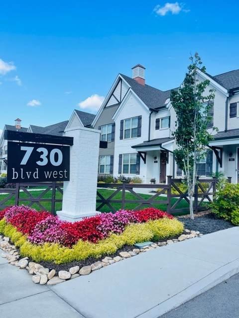 730 Old Hickory Blvd #149, Nashville, TN 37209 (MLS #RTC2294422) :: Village Real Estate