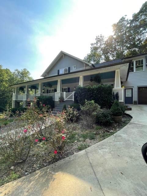 325 Raven Bluff Rd, Lawrenceburg, TN 38464 (MLS #RTC2295847) :: Nashville on the Move