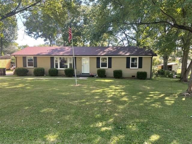 236 Pine Mountain Rd, Clarksville, TN 37042 (MLS #RTC2297474) :: John Jones Real Estate LLC
