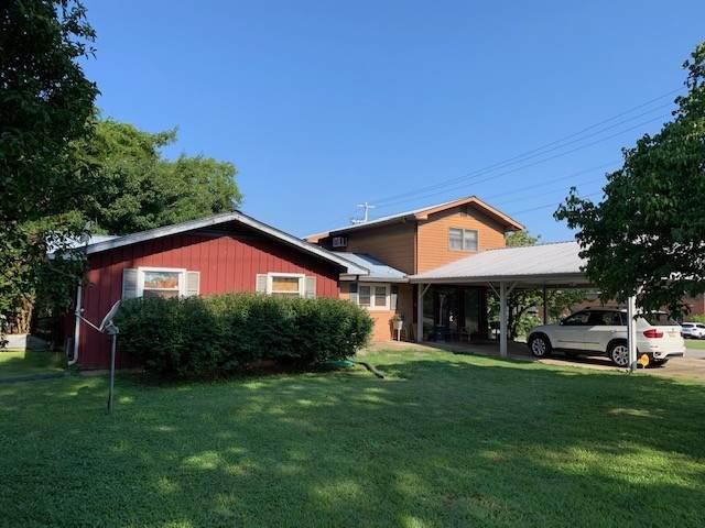 109 Murphree Ave, Pleasantville, TN 37033 (MLS #RTC2299350) :: Village Real Estate