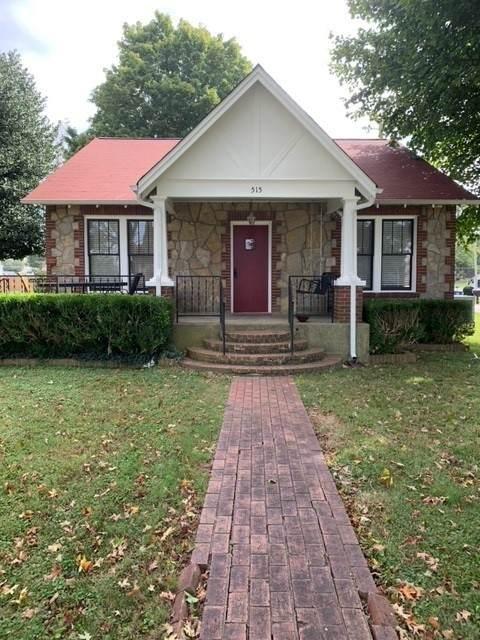515 Fairview Ave, Shelbyville, TN 37160 (MLS #RTC2300018) :: DeSelms Real Estate
